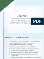 Auditoria-Informatica UNIDAD I