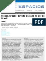 BIOCONSTRUÇÃO_ESTUDO DE CASO NO SUL DO PAÍS