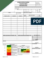FOR-SST-002 - Análisis Seguro de Trabajo