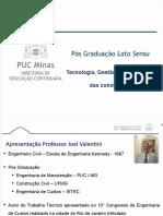 PUC - GESTÃO - MÓDULO M3 - 01 - T1