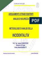 FIV_Lucidi Lez 19_Analisi Incidentalità [Modalità Compatibilità]