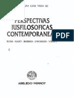 03. Vigo - Perspectivas Iusfilosoficas Contemporaneas. Al Ross.