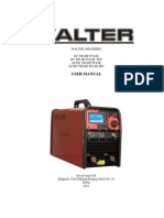 User Manual Walter AC-DC MIX English