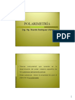 010 Polarimetría