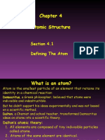 Chapter 4 - Chemistry