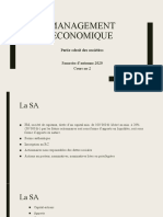 Management Economique SA 2020 cours 2