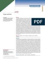 Médecine des Maladies Métaboliques Volume 12 issue 5 2018 [doi 10.1016_S1957-2557(18)30117-2] Chapelot, D. -- Addiction au sucre