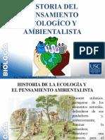 1. Historia Pensamiento Ecologico y Ambientalista