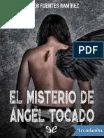 """""""El misterio de Angel Tocado"""" - Javier Fuentes Ramirez"""