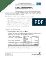 FM 7-2 Audit compliance
