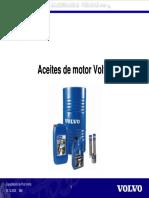 Curso Aceites Motores Volvo Caracteristicas Calidad Viscosidad Intervalo Servicio Muestreos Vds Recomendaciones