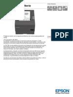 Epson-TM-T88V-Serie-datasheet
