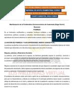 PROBLEMAS SOCIO ECONÓMICOS, examen final