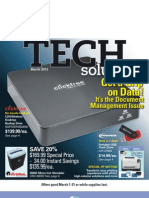 Tech Deals March 2011