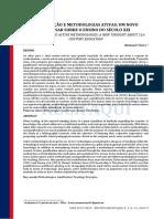 [VIEIRA] Gamificação e metodologias ativas (2021)