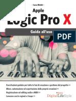 Logic Pro X. Apple. Guida all uso