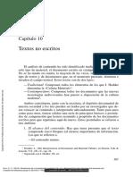 Ruiz, Olabuénaga, José Ignacio. Metodología de la investigación cualitativa,Universidad de Deusto, 2012.