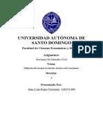 Unidad I Nociones de Derecho Civil (Juan Luis Rojas)