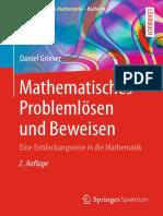 2017_Book_Mathematisches Problemlösen Und Beweisen