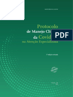 Anexo - Manejo Clínico da Covid-19 na Atenção Especializada