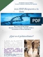 SESION 5 POLIMORFISMOS (SNP)