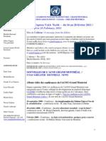 ACNUExpress Vol.6 No.04 - 16 au 28 février 2011