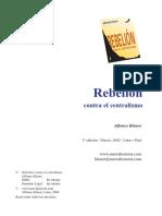 Klauer, A. (2002). Rebelión contra el centralismo, 268p