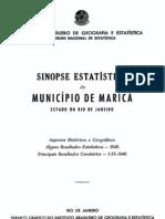 IBGE Marica 1948