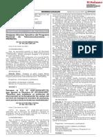 Designan Director Ejecutivo Del Programa Nacional de Telecomunicaciones – PRONATEL