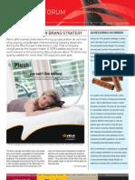 Velo Forum 01 Newsletter English