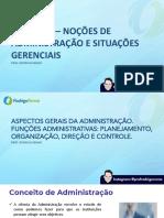 IBGE 2020 Noções de Administração - 1503
