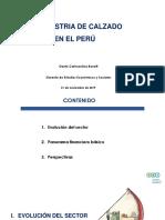 IV Congreso Nacional de Cuero y Calzado Actualidad Del Sector Sni