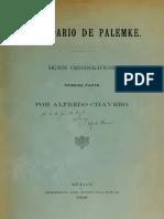 Calendario de Palemke