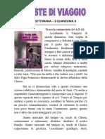 Provviste 3 Quaresima b 2018