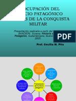LA OCUPACIÓN DEL ESPACIO PATAGÓNICO (clase)