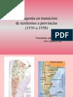 Aspectos de la historia de la Patagonia 1930 a 1991 (clase)