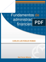 Libro Fundamentos de Administracion Financiera