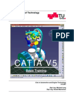CATIA V5 Basic Training ENGLISH Craz 2009