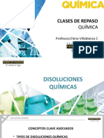PPT CLASES DE REPASO DISOLUCIONES QUÍMICAS 2017