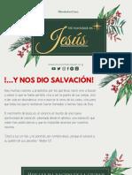 Mi Navidad Es Jesús 4