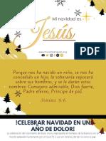 Mi Navidad Es Jesús 3