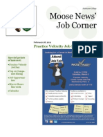 Aurora Job Corner - February 28