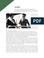 Documento Década Perdida y Desaparecidos en Honduras