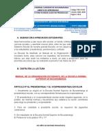El Gobierno Escolar y La Organización Institucional (1)6