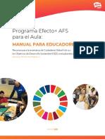 (ESP) Efecto+ AFS-MANUAL PARA EDUCADORES_Jan-2021