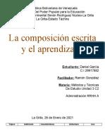 Cuadro Comparativo Daniel Garcia C.I 29917882 Adm. RR A