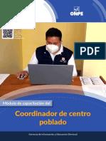 Modulo Capacitacion Coordinador CPP EG 2021