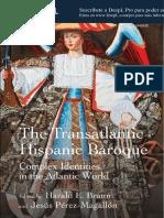 The Trasatlantic Hispanic Baroque Word ES 1