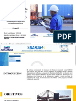 Sistema automatizado de rentas aduaneras de Honduras
