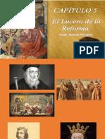 Capitulo 5 El Lucero de La Reforma